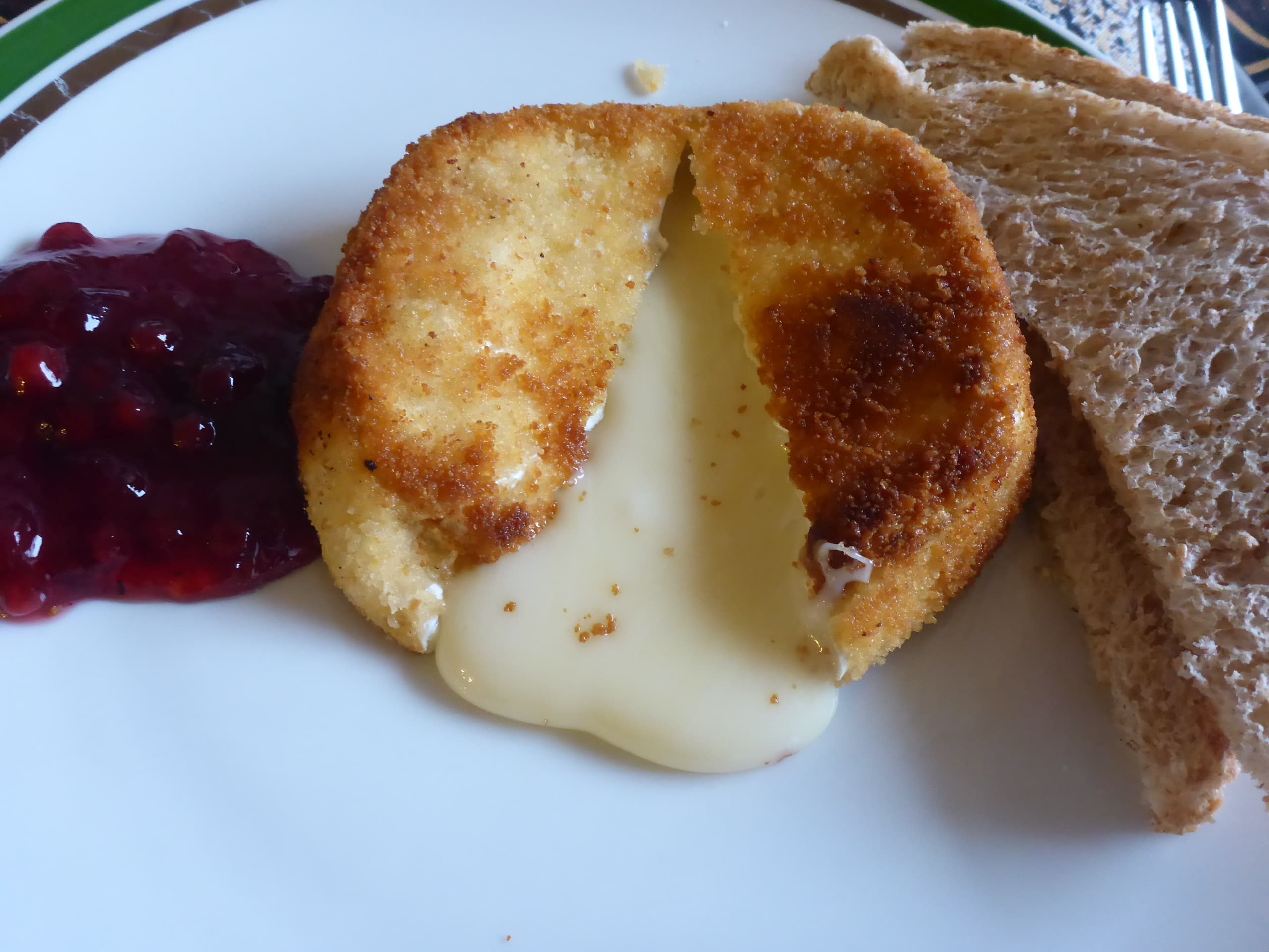 how to make fried camembert